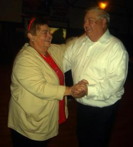 Jack and Arlene Bender at the Concord House on Jack's 70th birthday in 2005